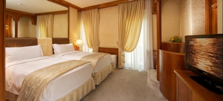 Hotel Barocco: Twin Room ROME