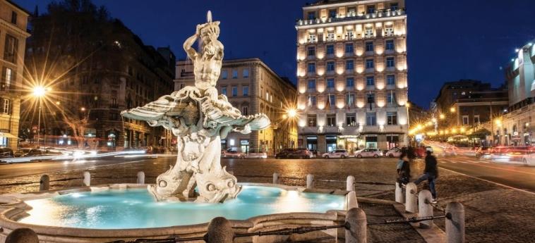 Hotel Sina Bernini Bristol: Exterior ROME