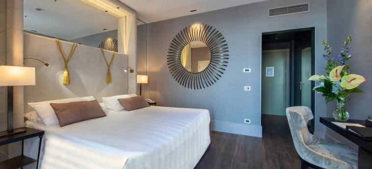 Hotel Sina Bernini Bristol: Guestroom ROME