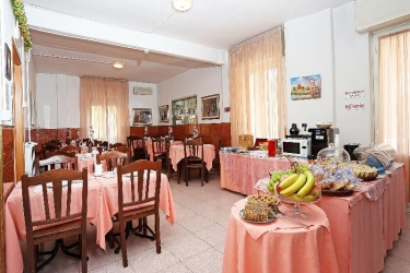 Hotel Athena: Restaurant ROME