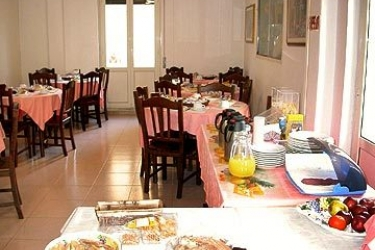 Hotel Athena: Salle de Petit Dejeuner ROME