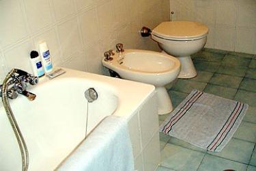 Hotel Athena: Bathroom ROME