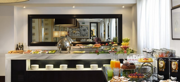 Hotel Pulitzer: Buffet ROME