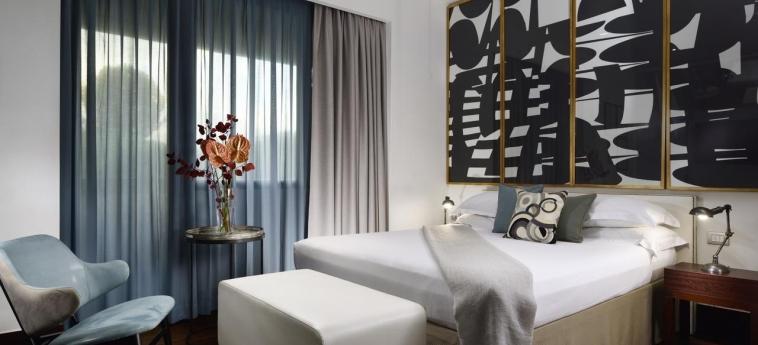 Hotel Pulitzer: Chambre Double ROME