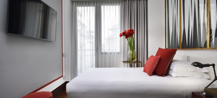 Hotel Pulitzer: Chambre ROME