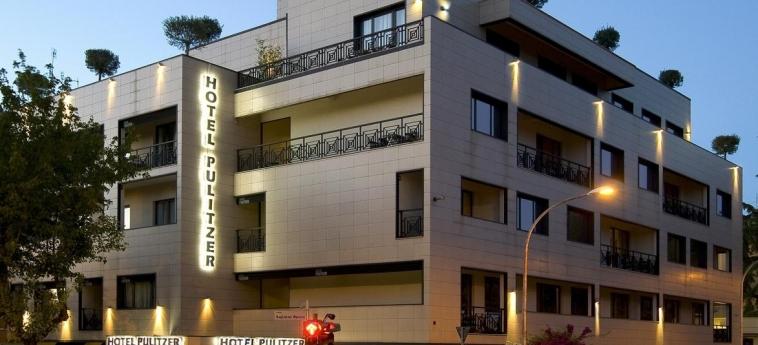 Hotel Pulitzer: Extérieur ROME
