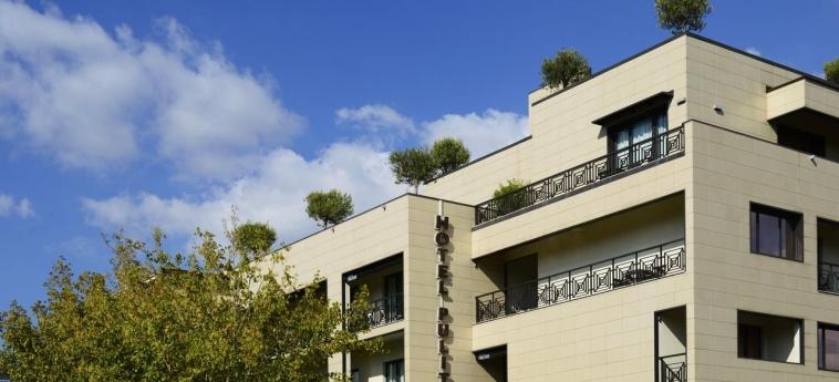 Hotel Pulitzer: Exterieur ROME