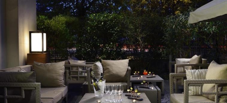 Hotel Pulitzer: Jardin ROME