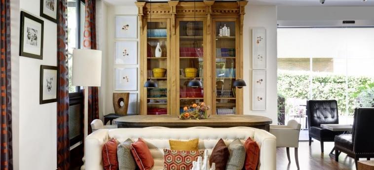 Hotel Pulitzer: Living Room ROME
