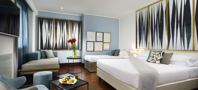 Hotel Pulitzer: Room - Guest ROME