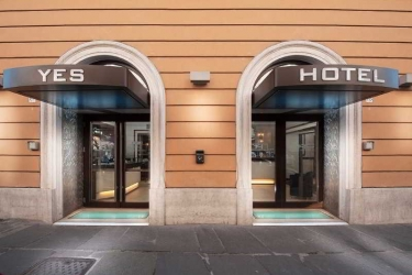 Hotel Yes: Exterieur ROME