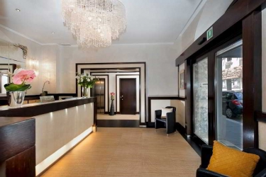Hotel Yes: Lobby ROME