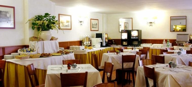 Warmth Hotel Roma: Salle de Petit Déjeuner ROME