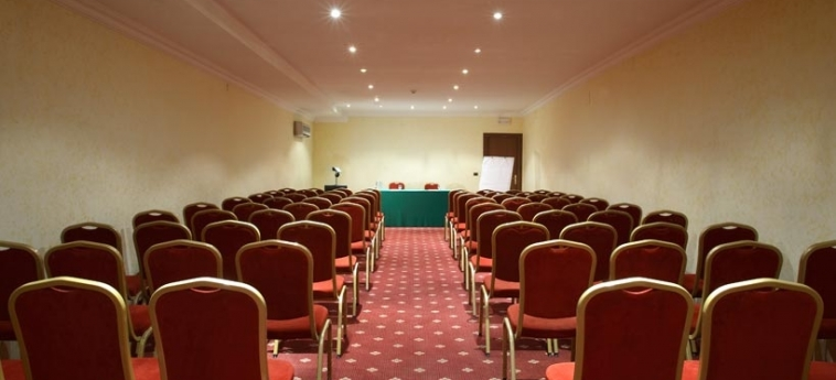 Grand Hotel Hermitage: Conference Room ROME
