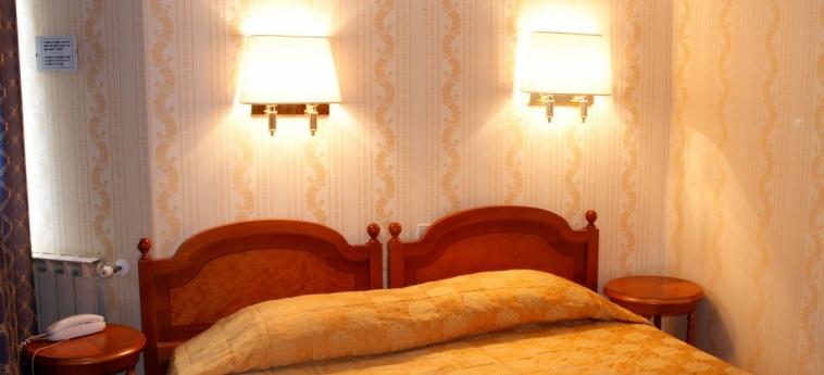 Grand Hotel Hermitage: Guestroom ROME