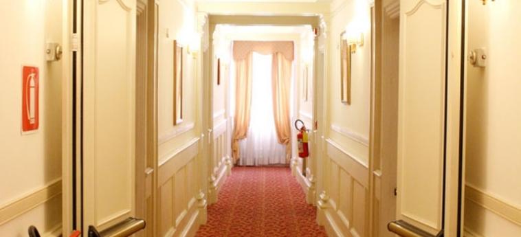 Grand Hotel Hermitage: Interior ROME