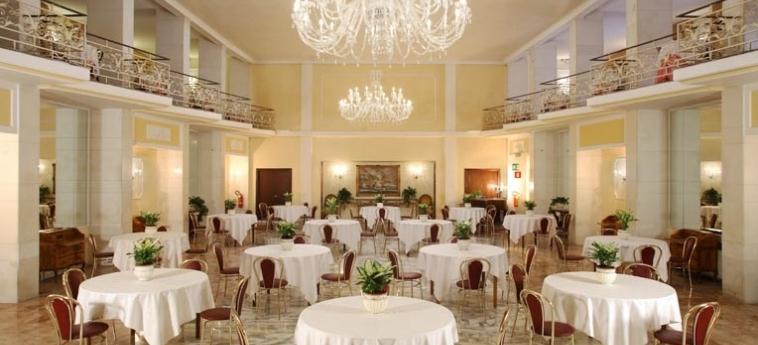 Grand Hotel Hermitage: Restaurant ROME