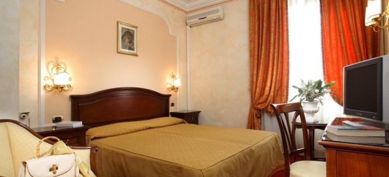 Grand Hotel Hermitage: Room - Double ROME