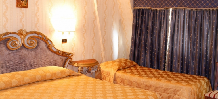 Grand Hotel Hermitage: Room - Family ROME