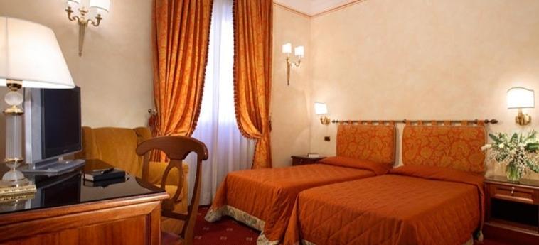 Grand Hotel Hermitage: Twin Room ROME