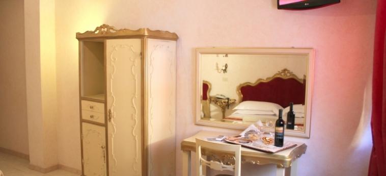 Hotel Romulus: Detail ROME