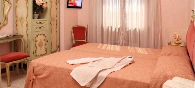 Hotel Romulus: Room - Double ROME