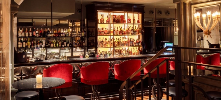 Hotel Valadier: Bar Interne ROME