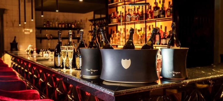 Hotel Valadier: Bar ROME