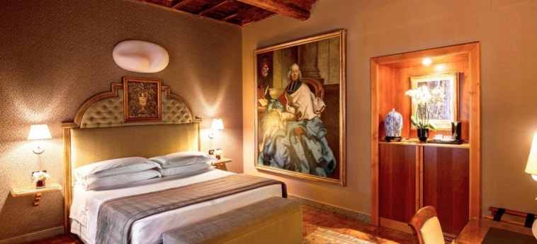Hotel Valadier: Chambre Double ROME