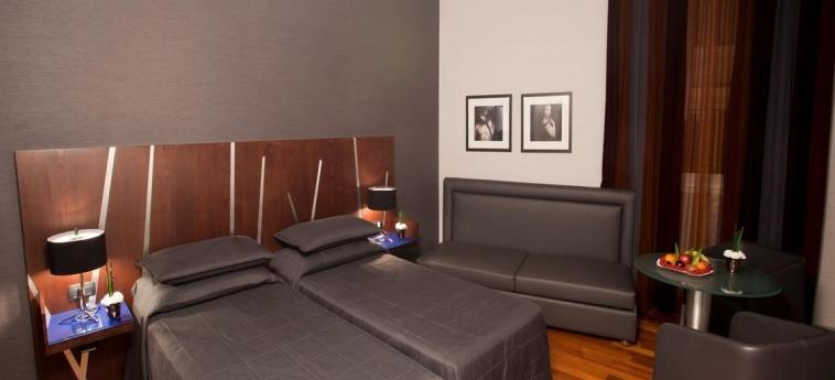 Hotel Valadier: Chanbre ROME