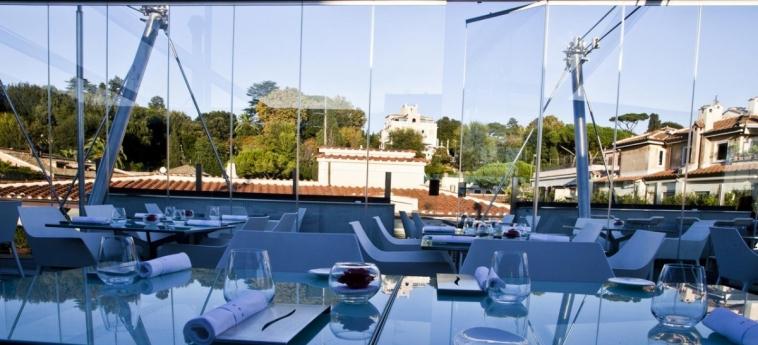 Hotel Valadier: Dettagli Strutturali ROME