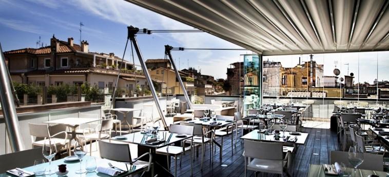 Hotel Valadier: Restaurant ROME
