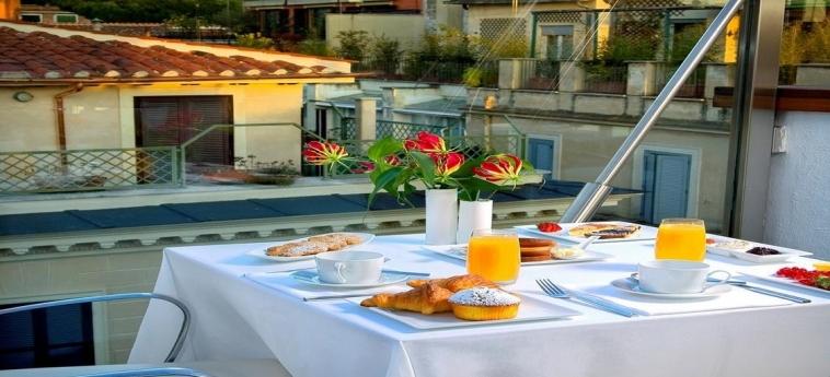 Hotel Valadier: Solarium ROME