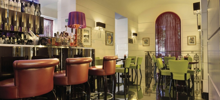 Grand Hotel Via Veneto: Bar ROME