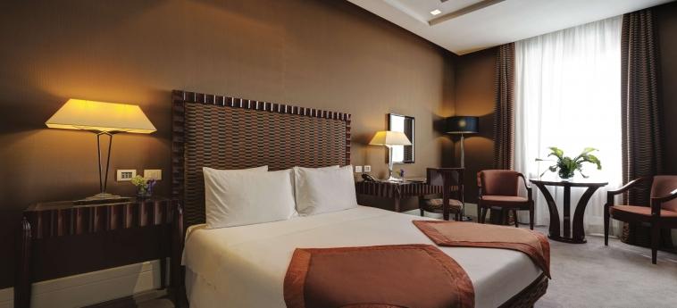 Grand Hotel Via Veneto: Bedroom ROME