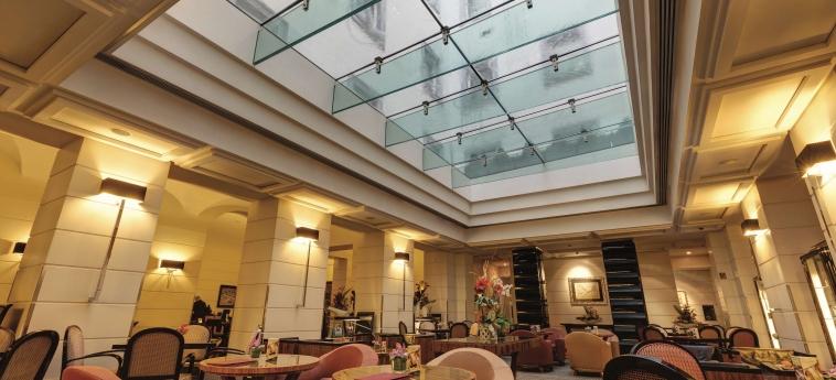 Grand Hotel Via Veneto: Detail ROME