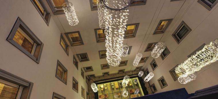 Grand Hotel Via Veneto: Dettagli Strutturali ROME