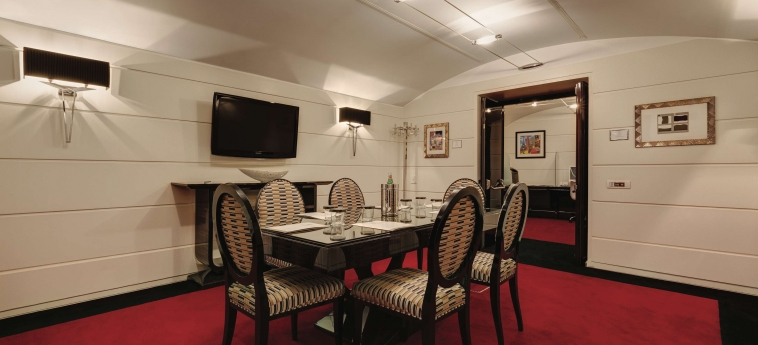 Grand Hotel Via Veneto: Meeting Room ROME
