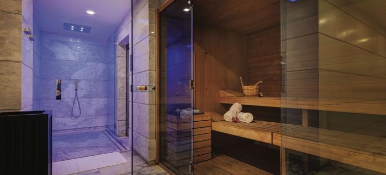Grand Hotel Via Veneto: Sauna ROME