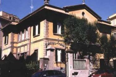 Hotel Silva: Extérieur ROME