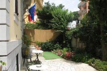 Hotel Silva: Jardin ROME