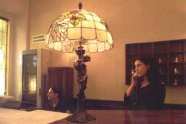 Hotel Silva: Réception ROME