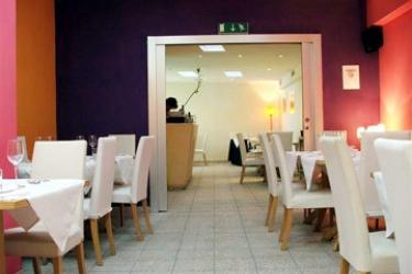 Hotel Silva: Restaurant ROME