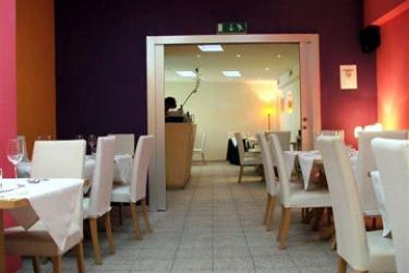 Hotel Silva: Salle de Petit Déjeuner ROME