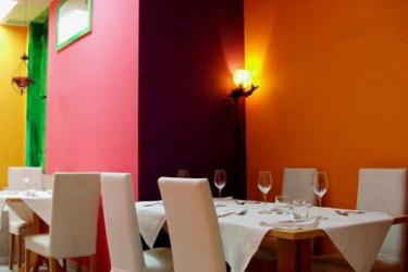 Hotel Silva: Salle de Petit Dejeuner ROME