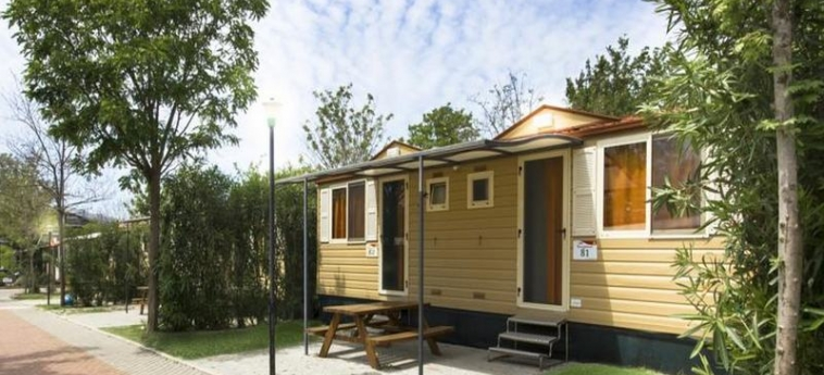 Hotel Camping Village Roma: Exterieur ROME