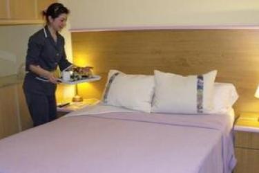 Hotel Arcangeles Apart And Suites: Map ROSARIO