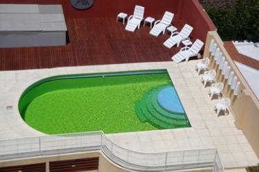 Hotel Arcangeles Apart And Suites: Outdoor Restaurant ROSARIO