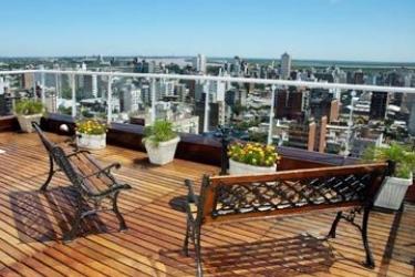 Hotel Holiday Inn Rosario Argentina: Terrasse ROSARIO