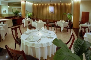 Plaza Real Hotel: Restaurante ROSARIO